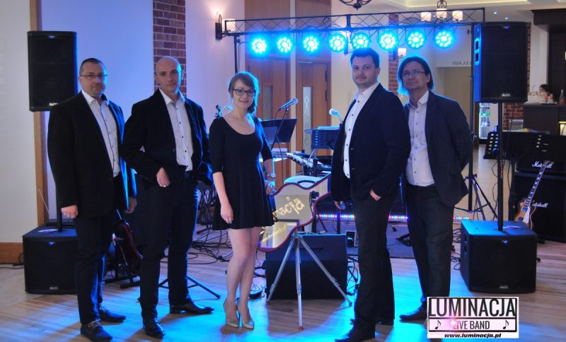 Zespół Muzyczny Luminacja Brodnica Toruń
